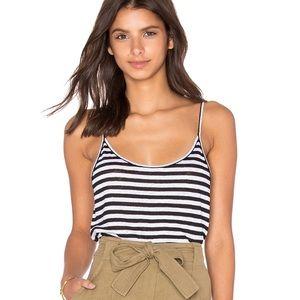 NWT A.L.C. Striped Camisole, Medium
